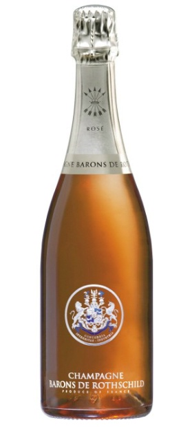 Barons De Rothschild Rose Brut NV