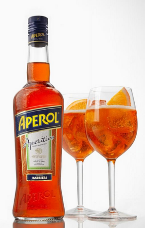 Fratelli Barbieri Aperol - (Perfect with Villa Sandi Prosecco)