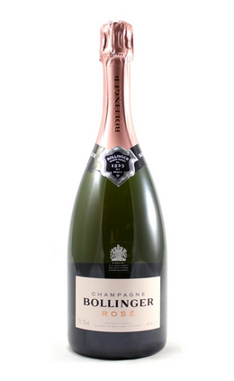 Bollinger Rose Brut NV