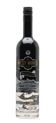 "West Winds ""The Cutlass"" Gin (750ml)"
