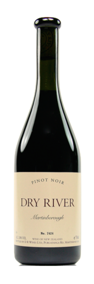 Dry River Pinot Noir 2013 (BC 99/100)