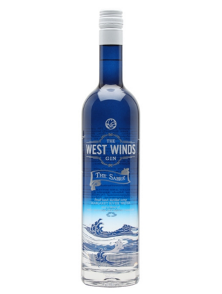 "West Winds ""The Sabre"" Gin (700ml)"