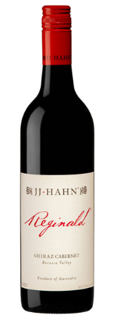JJ Hahn Reginald Shiraz Cabernet 2014 (JH 91)