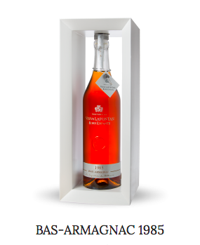 Veuve Lafontan Armagnac Vintage 1985 - Arrives May