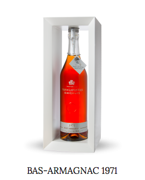 Veuve Lafontan Armagnac Vintage 1971- Arrives May