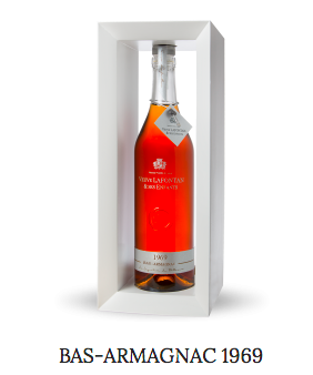 Veuve Lafontan Armagnac Vintage 1969 - Arrives End May