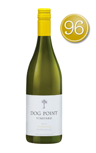 Dog Point Chardonnay 2015 Organic (BC 96)
