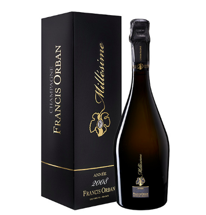 Francis Orban Vintage 2012 Gift Boxed
