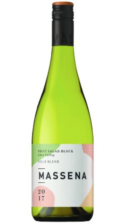 Massena Fruit Salad Field Blend White 2017 (WF 93)