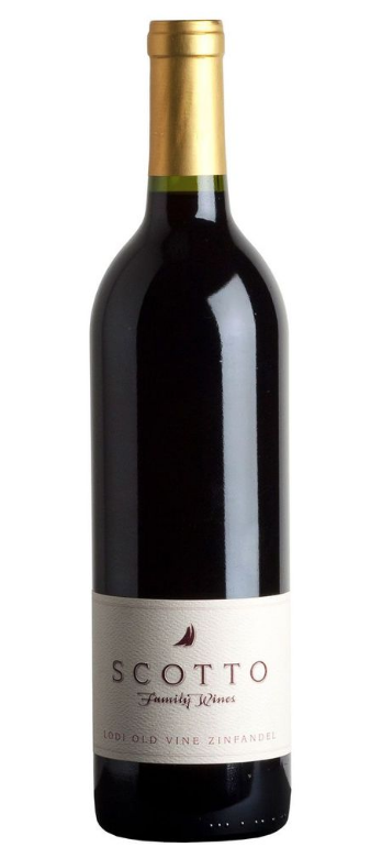 Scotto Family Lodi Old Vine Zinfandel 2014
