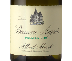 Albert Morot Beaune 1er Cru Les Aigrots 2017 Blanc (WE 92)