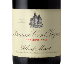 Albert Morot Beaune 1er Cru Les Cent Vignes 2016 (WE 90, BH 89)