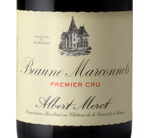 Albert Morot Beaune 1er Cru Les Marconnets 2017 (WE 94)