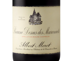 Albert Morot Beaune Dessus les Marconnets 2017 (WE 90)