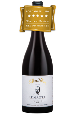 Gibbston Valley Le Maitre Pinot Noir 2014 (RC 19.5/20)