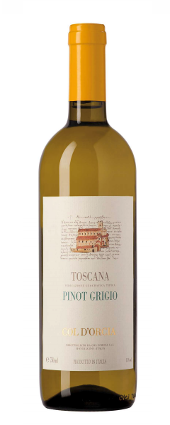 Col d'Orcia Pinot Grigio Toscana 2018 IGT