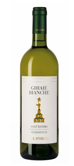 Col d'Orcia Ghiaie Bianche Chardonnay Sant'Antimo DOC 2016
