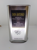 Morgante Don Antonio Extra Virgin Olive Oil 5 Litre Tin