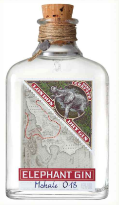 Elephant Gin 500ml 45%