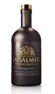Jaisalmer Crafted Gin of India 700ml 43%