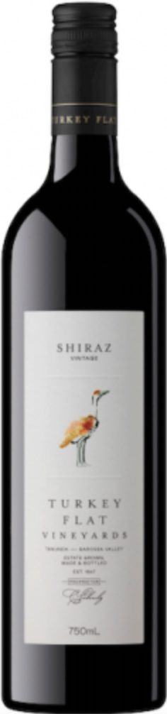 Turkey Flat Shiraz 2017 (CM 95, HH 95, Gold Medal)