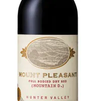 Mount Pleasant Mothervine Hunter Valley Pinot Noir 2017 (JH 95)