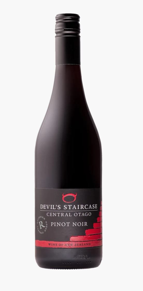 Devil's Staircase Central Otago Pinot Noir 2019 (Gold NZIWS)