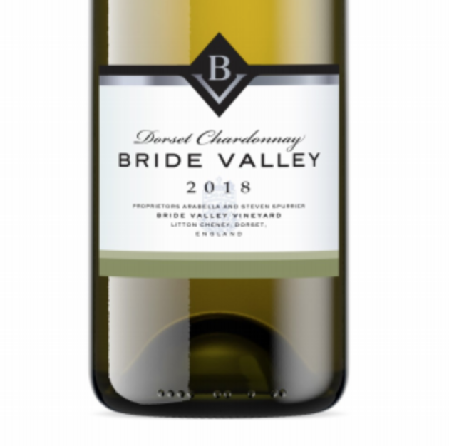 Bride Valley Dorset Chardonnay 2018 (16.5 JR)