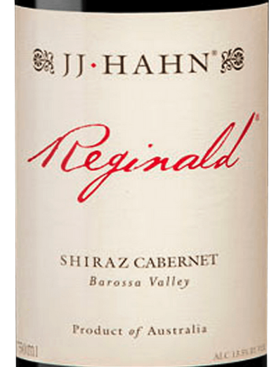 JJ Hahn Reginald Shiraz Cabernet 2016 (JH 91)