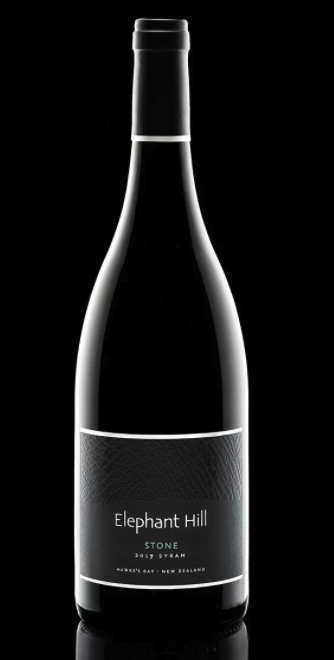"Elephant Hill ""Stone"" Syrah 2016 (CD 96, BC 95)"