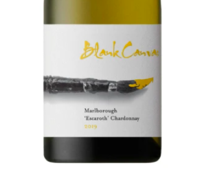 Blank Canvas Escaroth Chardonnay 2019 (BC 94,CD 94)