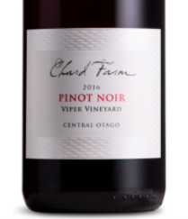 Chard Farm The Viper Pinot Noir 2017 (BC 94)