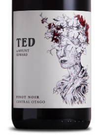 """TED"" by Mount Edward Pinot Noir 2019 Organic (JS 91)"
