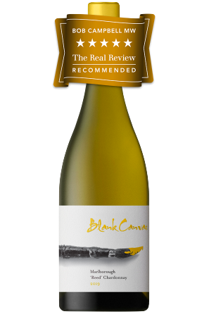 Blank Canvas Reed Chardonnay 2019 (BC 95....No 1 NZ)
