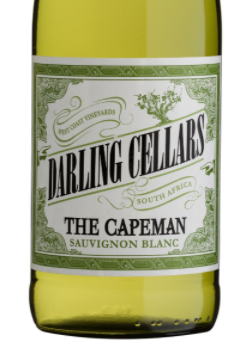 "Darling Cellars ""The Capeman"" Sauvignon Blanc 2019"