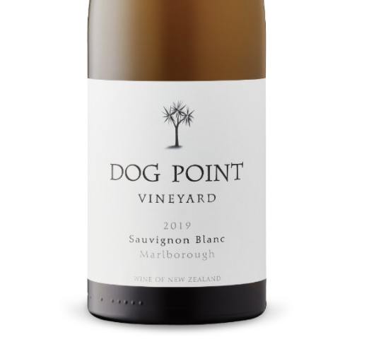 Dog Point Sauvignon Blanc 2019 Organic (BC 95)