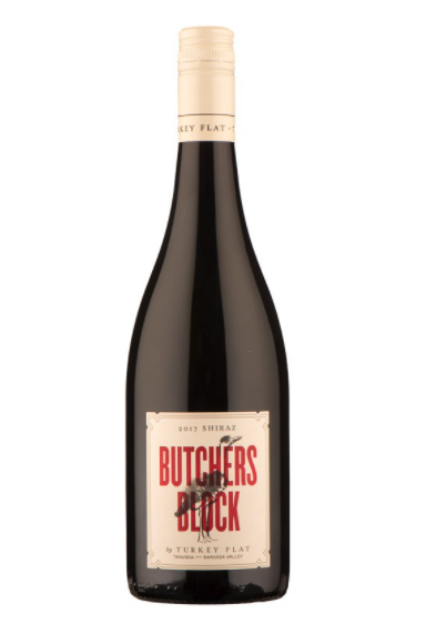 Turkey Flat Butcher's Block Shiraz 2019