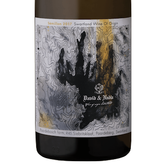 David & Nadia Topography Semillon 2018 (TA 92)
