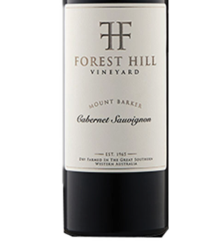 Forest Hill Estate Cabernet Sauvignon 2018 (JH 94)