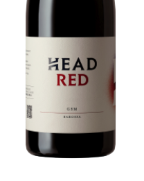 Head Red GSM (Barossa) 2019 (JH 96)