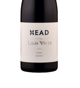 "Head ""Old Vine"" Shiraz (Barossa) 2018 (JH 96)"