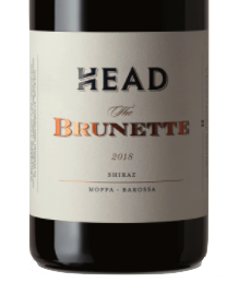 "Head ""The Brunette"" Shiraz Moppa 2018 (Suckling 96)"