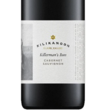 Kilikanoon Killermans Run Cabernet 2018