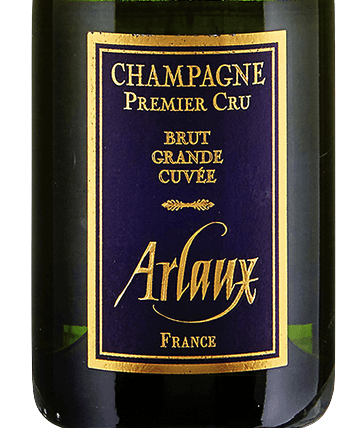 Arlaux Premier Cru Grand Cuvee NV (WA 92 and top NV)