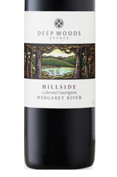 Deep Woods Margaret River Hillside Cabernet 2019 (2 Gold)