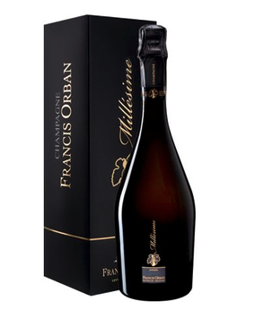 Francis Orban Champagne Vintage 2015 Gift Boxed