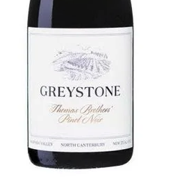 Greystone Thomas Brothers Reserve Pinot Noir 2018 (SK 97,JS 95)