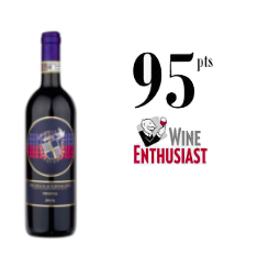 Donatella Cinelli Colombini Brunello di M Riservai 2013 (WE 95)
