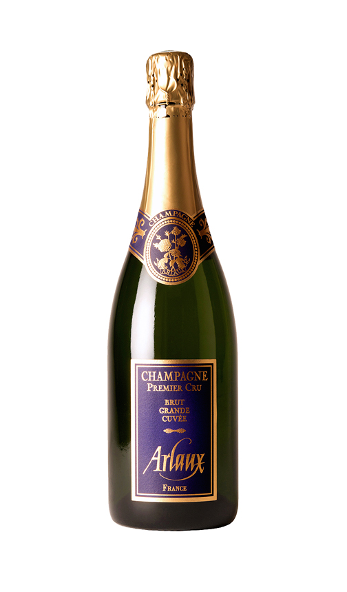 Arlaux Premier Cru NV (WA 92 and No1 rated NV)