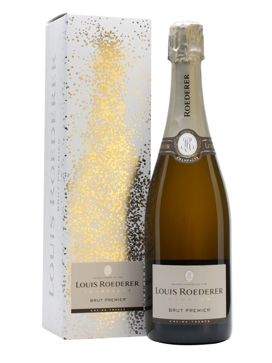 Louis Roederer NV Gift Boxed